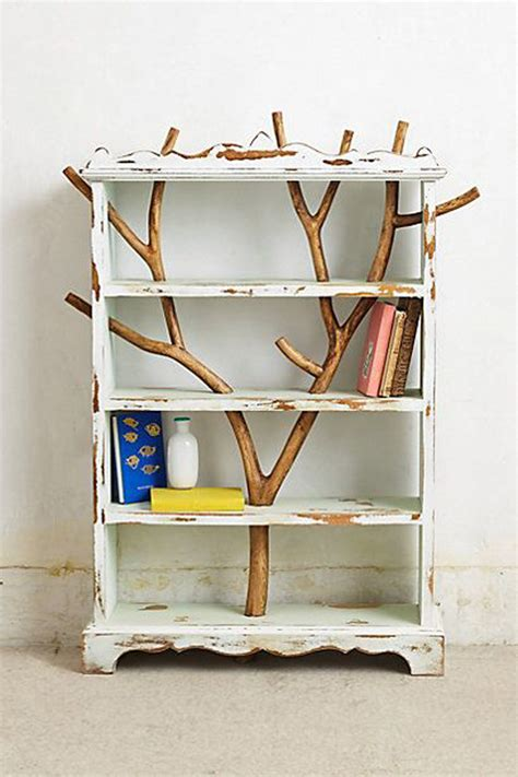 20 tree branch bookshelf ideas house design and decor