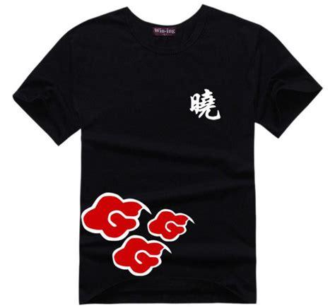 Kaos Akatsuki 01 Big Size akatsuki t shirt anime t shirts itachi uchiha
