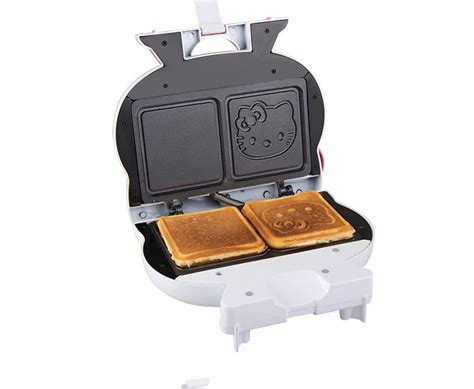 Toaster Hello hello electric waffle bread toast bake toaster