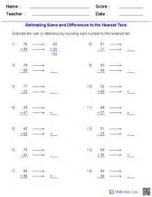 math worksheets dynamically created math worksheets