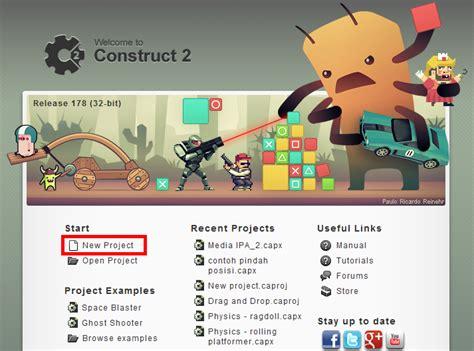 membuat game android dengan construct 2 membuat media pembelajaran berbasis android dengan