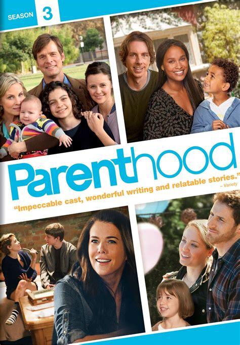 parenthood tv show season 5 parenthood dvd release date