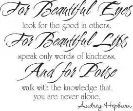 Audrey Hepburn Wall Sticker good quotes dictionary quotes