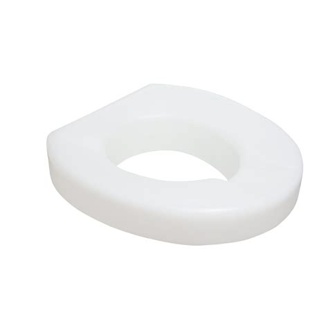 maxiaids ette ii two inch high toilet seat riser