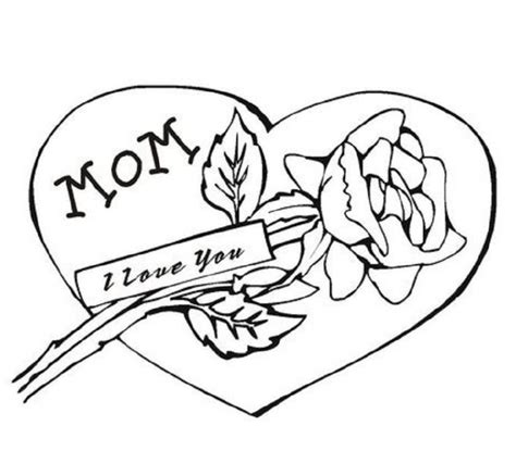 coloring pages that say i love you mom and dad coloring pages that say i love you