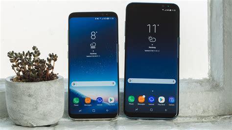 Samsung S8 Vs S8 Samsung Galaxy S8 Vs Galaxy S8 Grandes Y Peque 241 As