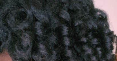 jumbo flexi rods jumbo flexi rod set on natural hair