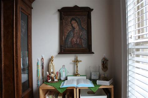 catholic home altar www imgkid the image kid has it