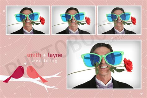breeze photo booth layout love birds photo booth templates set breeze photoboof