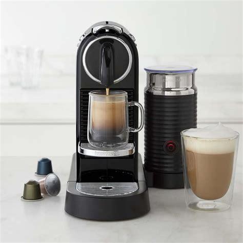 nespresso milk nespresso citiz espresso machine with aeroccino 3 milk