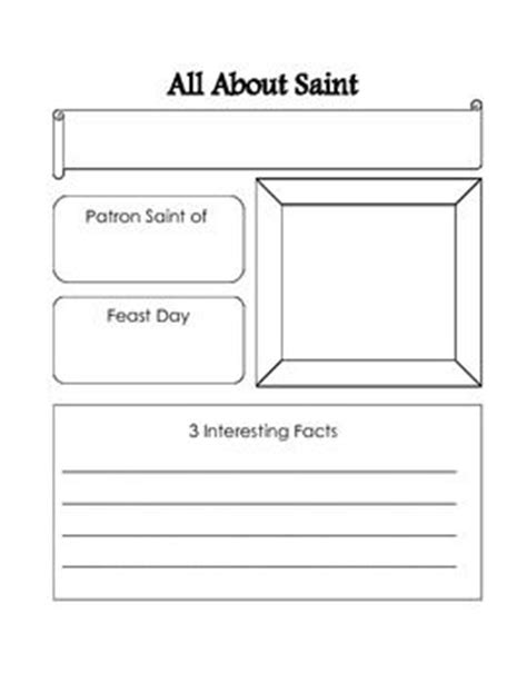 Saint Report Template