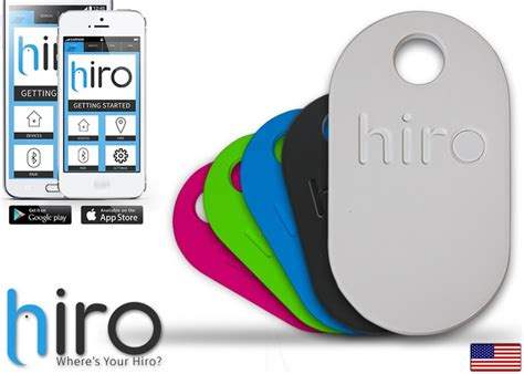 android tracker hiro bluetooth tracker supports both android and ios
