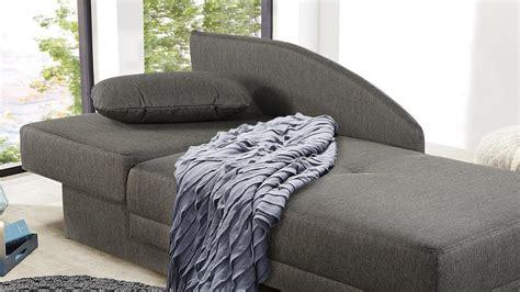 recamiere roy sofa funktionssofa  braun schlaffunktion
