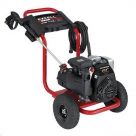 Honda 5 0 Pressure Washer Ex Cell Pressure Washers