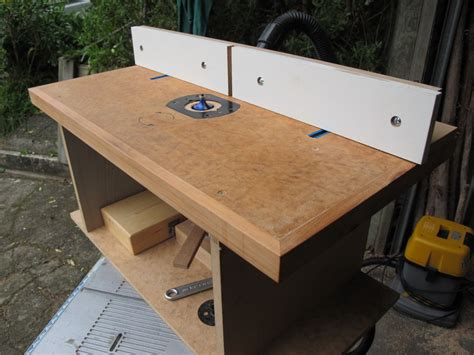How To Build A Router Table by Diy Build Router Table Top Plans Free