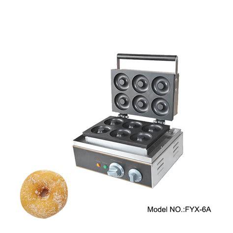 Teflon Maker donut maker commercial teflon nonstick aluiminum plate with 220v