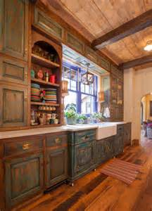 rustic kitchen cabinets rustic kitchens design ideas tips inspiration