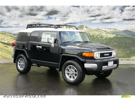 toyota cruiser black 2011 toyota fj cruiser 4wd related infomation