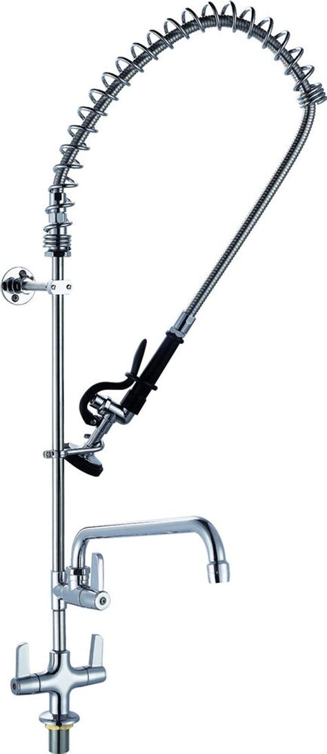 Commercial Sink Taps commercial pre rinse tap kitchen sink trigger spray arm