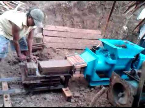 Mesin Molen demo mesin bata type molen