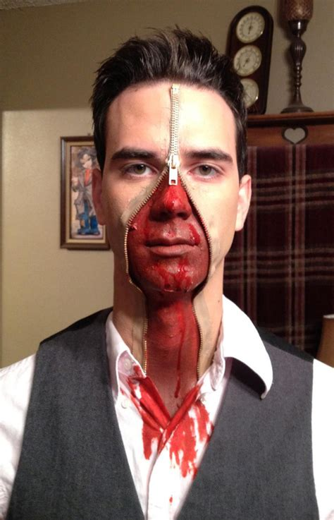 halloween makeup ideas  men feed inspiration