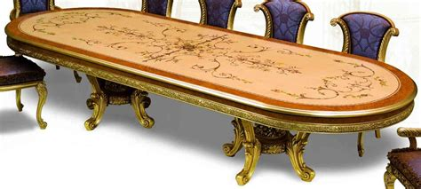 luxury dining tables and chairs 21 exquisite marquetry and detail luxury dining furniture