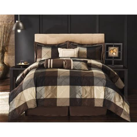 black and brown king comforter sets elliot 8 piece unique bedroom comforter set walmart com