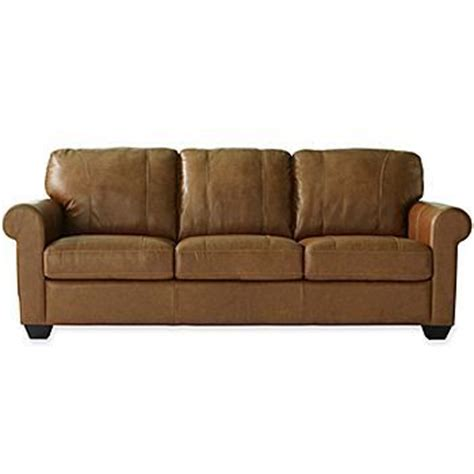 jc penney sofa possibilities sleeper sofa from jc penney leather den