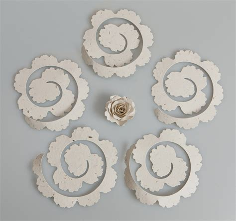 Handcrafted Flowers Make - razzle dazzle handmade paper flowers
