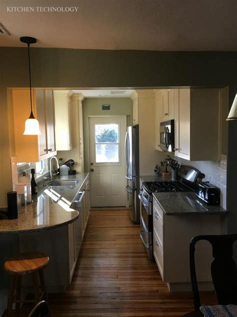 galley kitchen renovations galley kitchen remodel kitchen technology