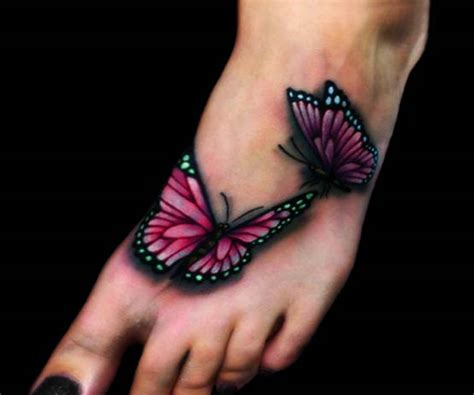 ankle butterfly tattoo designs 35 fashionably designs for womens funpulp