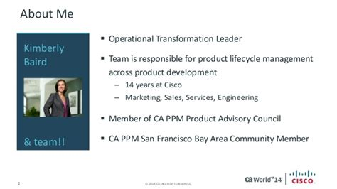 Cisco Mba Leadership Development Program by Resource Management To Portfolio Management Maximizing R