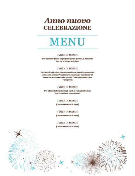 cornici per menu menu office