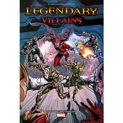 marvel legendary card template marvel legendary dbg villains set