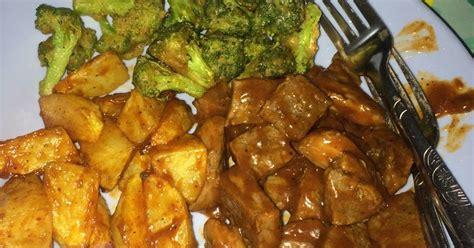 resep saos bbq delmonte enak  sederhana cookpad