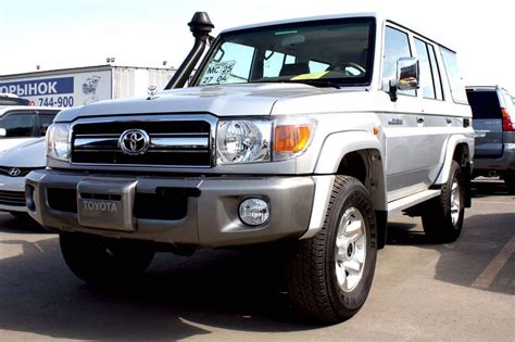 Toyota Land Cruiser 2012 2012 Toyota Land Cruiser Pictures 4 2l Diesel Manual