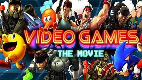 film gane video video games the movie trailer 2014 youtube