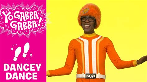 dj lance yo gabba gabba dj lance fox on the run yo gabba gabba