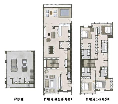 townhouse building plans 68 best townhouse duplex plans images on pinterest