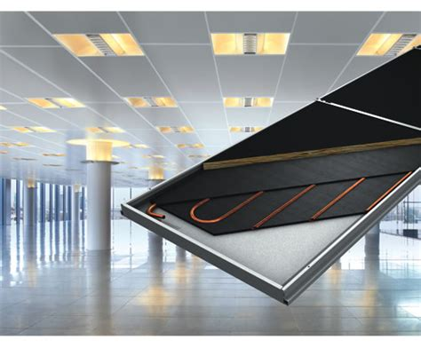 Radiant Panels Ceiling by Zehnder Carboline Radiant Panel Zehnder Esi Building