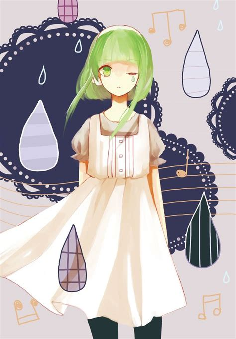 gumi from vocaloid gumi megpoid anime vocaloid