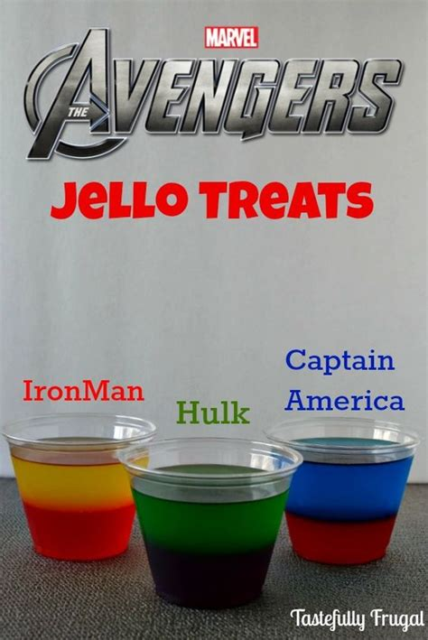 jello with captain the jello treats ricetta caramella mais i