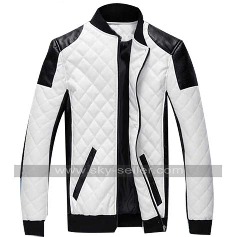 padded motorcycle jacket cotton padded motorcycle leather patch jacket