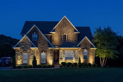 Outdoor Lighting Services Light Up Nashville Outdoor Residential Lighting