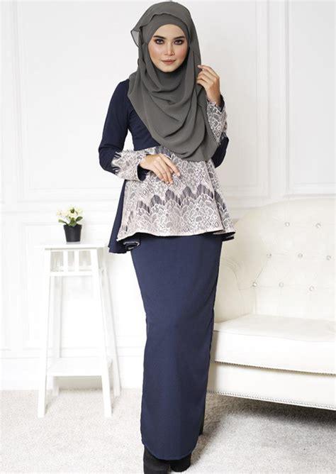 pattern kurung moden terkini 18 fesyen baju peplum terkini bergaya cantik pilihan terbaik
