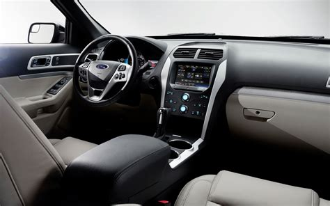 Explorer Interior by 2012 Ford Explorer Photo Gallery Photo Gallery Motor Trend