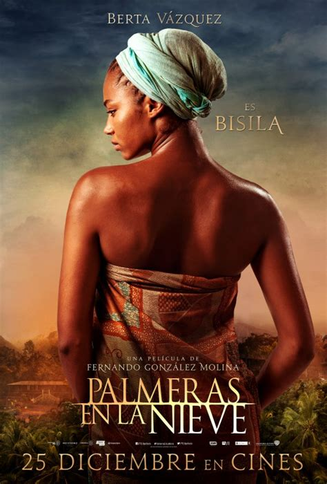 palmeras en la nieve palmeras en la nieve movie poster gallery imp awards