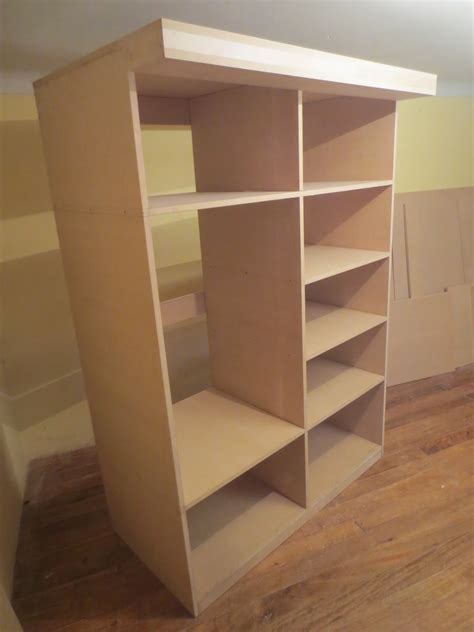 closet suitable mdf closet  built  closet shelving