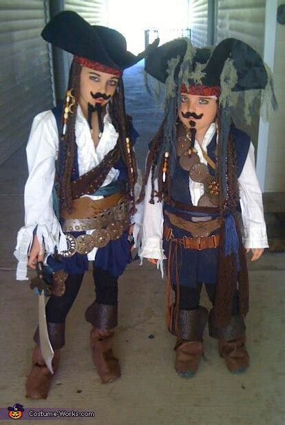 jack sparrow costumes  boys