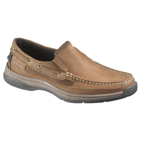 mens boat shoe boots s sebago 174 bowman slip on boat shoes 582524 casual